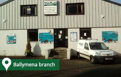 Ballymena branch